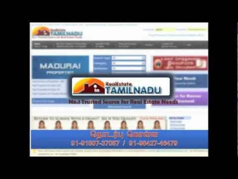 Real Estate in Tamilnadu - Marketing Campaign