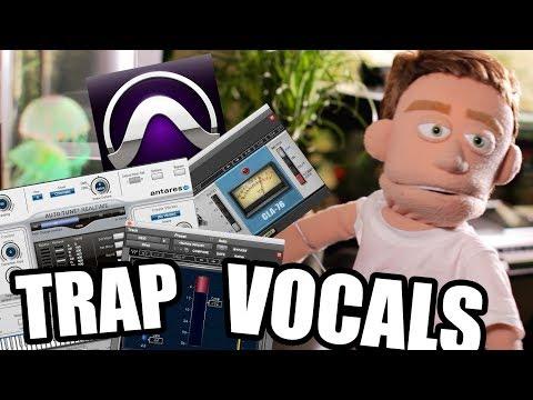 How To Mix Trap Vocals Pro Tools Tutorial