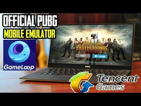 ببجي الكورية للكمبيوتر محاكي game loop