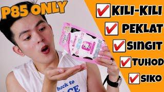 PAMPAPUTI NG KILIKILI, SINGIT at PEKLAT ang Abonne Spa Milk Salt Scrub Affordable Pa!