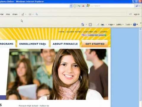 Pinnacle Online High School - Common FAQs Tutorial