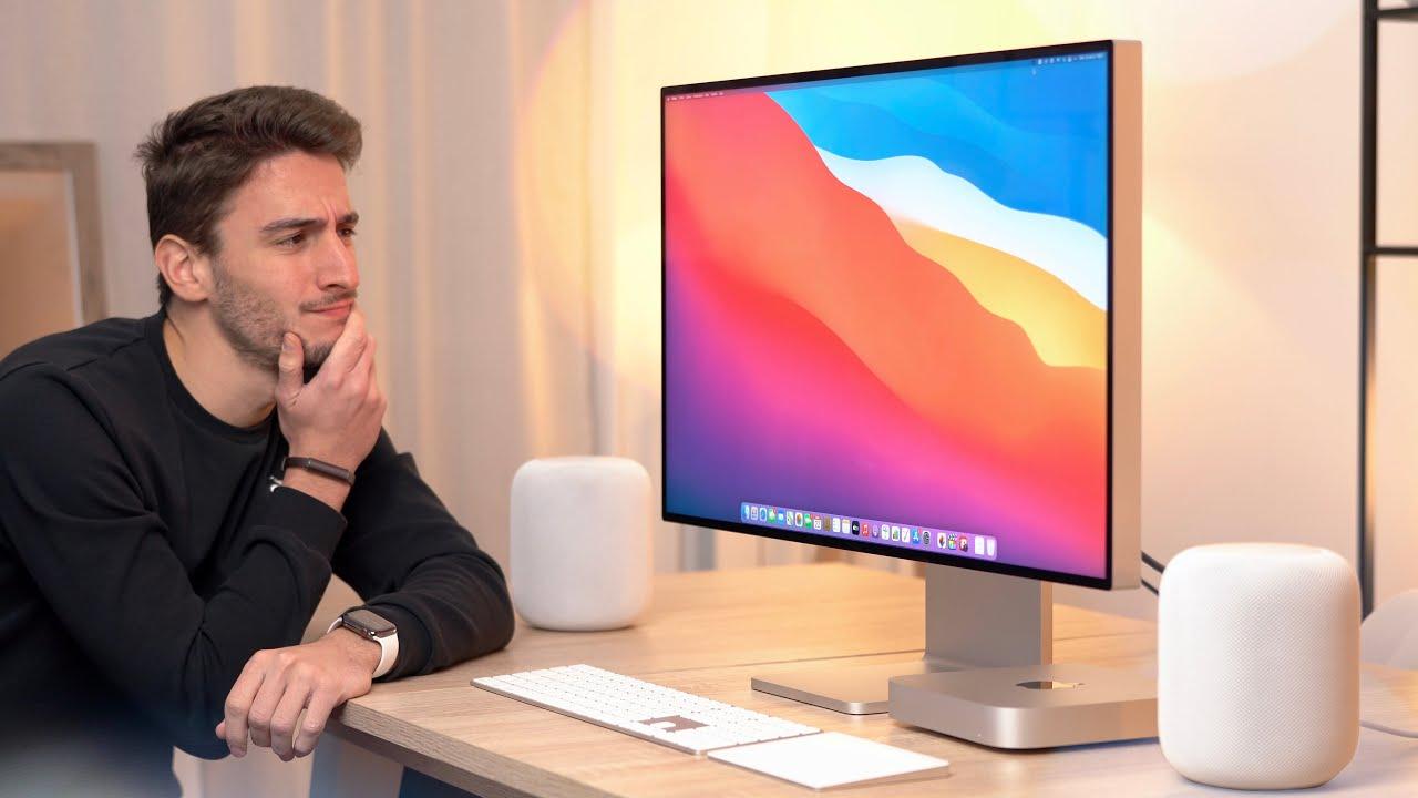 Mon nouveau Setup Apple M1 Ultime !