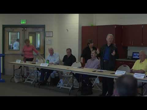 Eccl Monthly Meeting  April 13, 2018