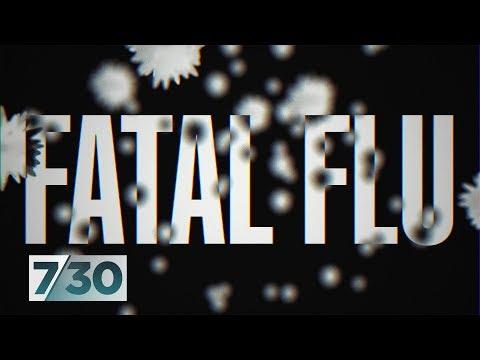 Australia facing worst flu season since   730