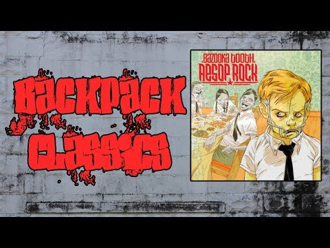 "Aesop Rock ""Bazooka Tooth"" Review"