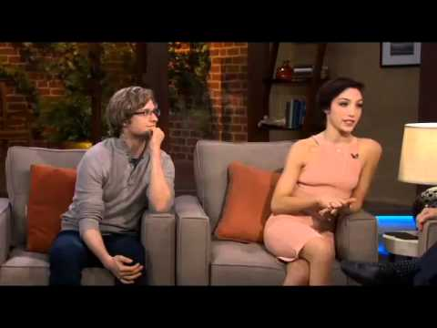 Gold Medalists Meryl Davis & Charlie White Are 'Dancing For Joy' On The Ice