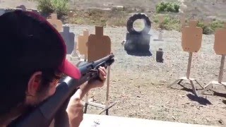 Ozzy Man Reviews: Keanu Reeves Gun Skills