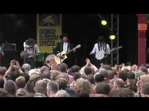 "The Dead South ""Gunslinger's Glory"" @ OBS 19, 23.05"