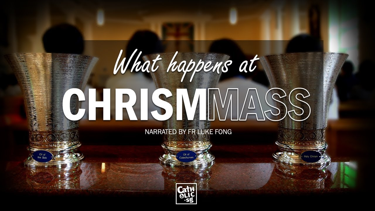 What Happens at Chrism Mass?