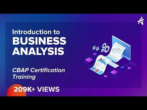 Business Analyst Training For Beginners | CBAP® Certification | Knowledgehut