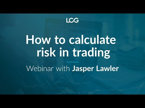 How to calculate risk in trading