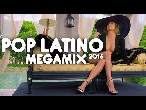 POP LATINO 2016 - MEGA MIX HD ★ Latin Pop En Español ★ Ricky