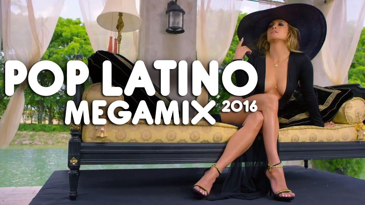 POP LATINO 2016 - MEGA MIX HD ★ Latin Pop En Español ★ Ricky Martin, Natalia Lafourcade, Jesse & Joy