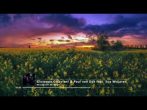 Giuseppe Ottaviani & Paul van Dyk feat. Sue McLaren - Miracle (On Air Mix) [ASOT869 Rip]