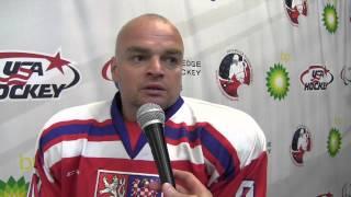 MS ve sledge hokeji: Česko – Německo 0:1