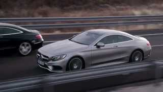 The All-New 2015 S-Class Coupe -- Mercedes-Benz Coupe