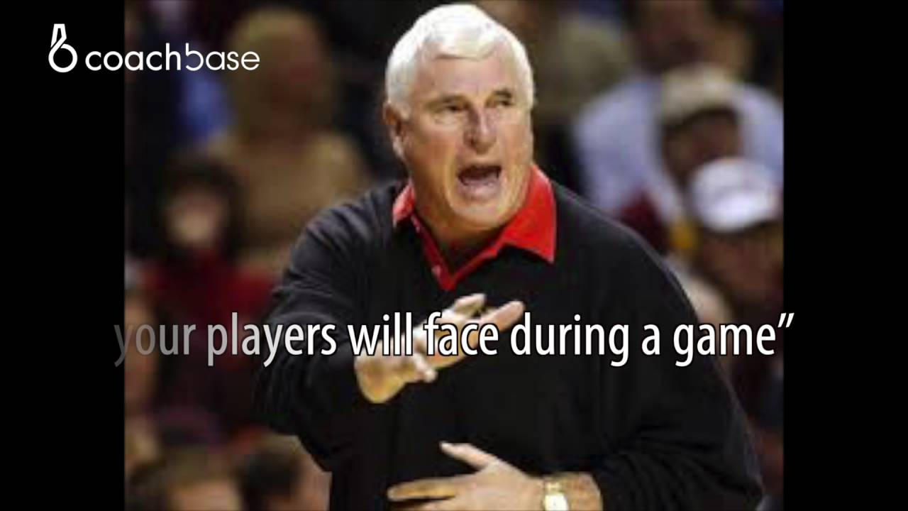 Bob Knight Quotes Youtube