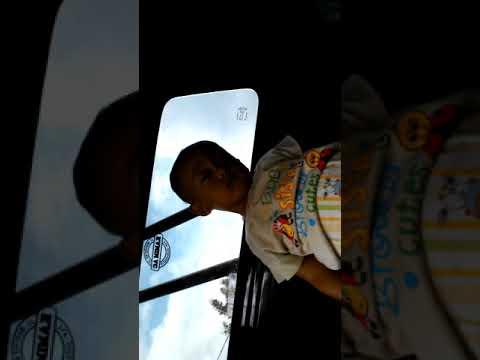 Video Bayi Lucu Tidur Di Mobil Pick Up Sambil Berdiri