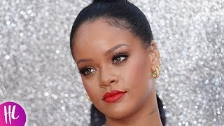 Rihanna Reacts To Chris Brown & Offset Fighting Over 21 Savage | Hollywoodlife