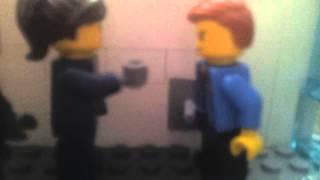Лего гражданская война марвел