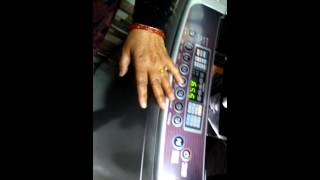 samsung washing machine demo in hindi