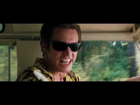 Ace Ventura: When Nature Calls/Best Scene/Jim Carrey/Ace Ventura/Ian McNeice