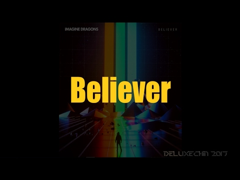 Believer - Imagine Dragons Lyrics (HQ)