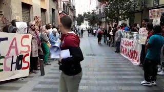 Denuncian ante Oficina de Extranjería de Madrid la falta de citas para regularizar la situación