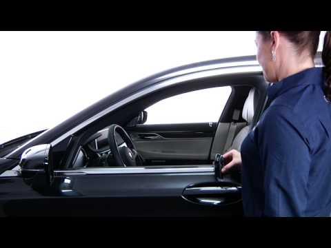 BMW 7 Series: Comfort Access