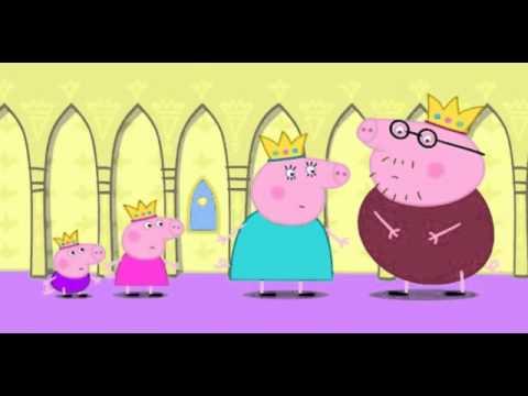 Πέππα το γουρουνάκι, 12  Η νυσταγμένη πριγκίπισσα
