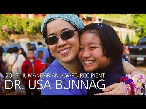 Dentist Making A Difference- Dr. Usa Bunnag, 2017 ADA Humanitarian