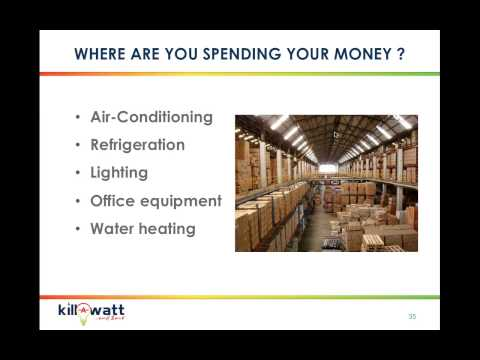 Energy Efficiency in Warehousing and Retail