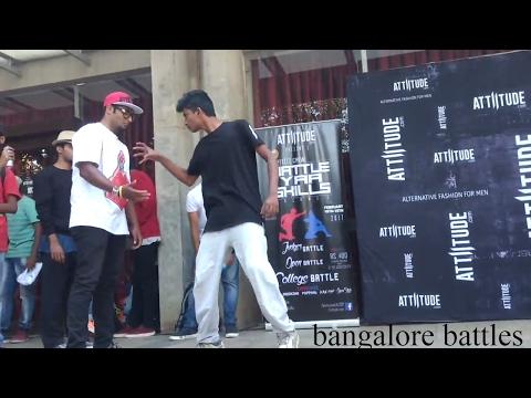 BANGALORE DANCE BATTLES l GOPALKRISHNA (GOKU)