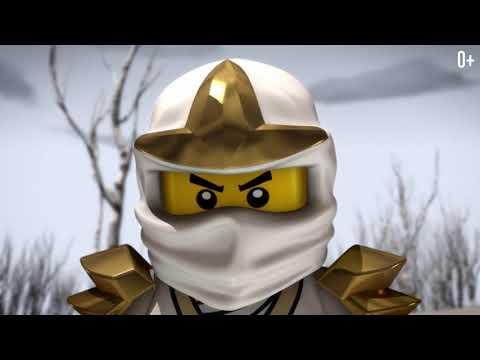 Медный великан - LEGO Ninjago | Сезон 1, Эпизод 33