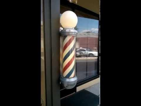 Barbers Poll in Princeton