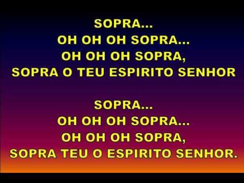SOPRA - PLAYBACK COM LEGENDA