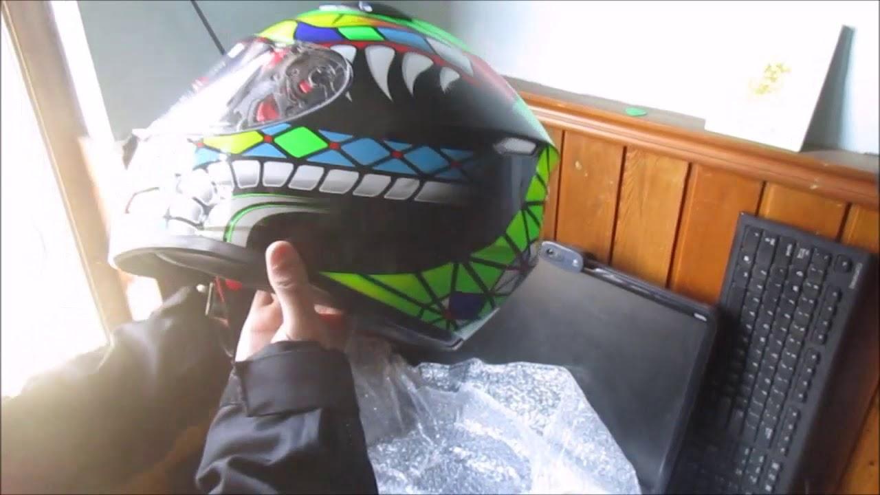 Unboxing Mt Mugello Viper Helmet Youtube