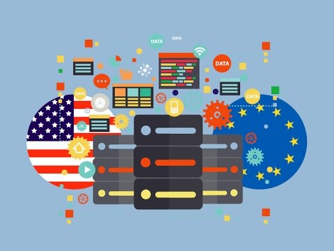 US Tech Giants Invest In European Data Centres