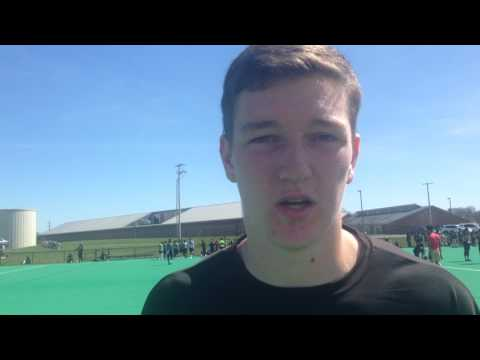 St. John's College QB Kevin Doyle talks recruiting