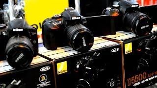 اسعار الكاميرات ومستلزمات التصوير