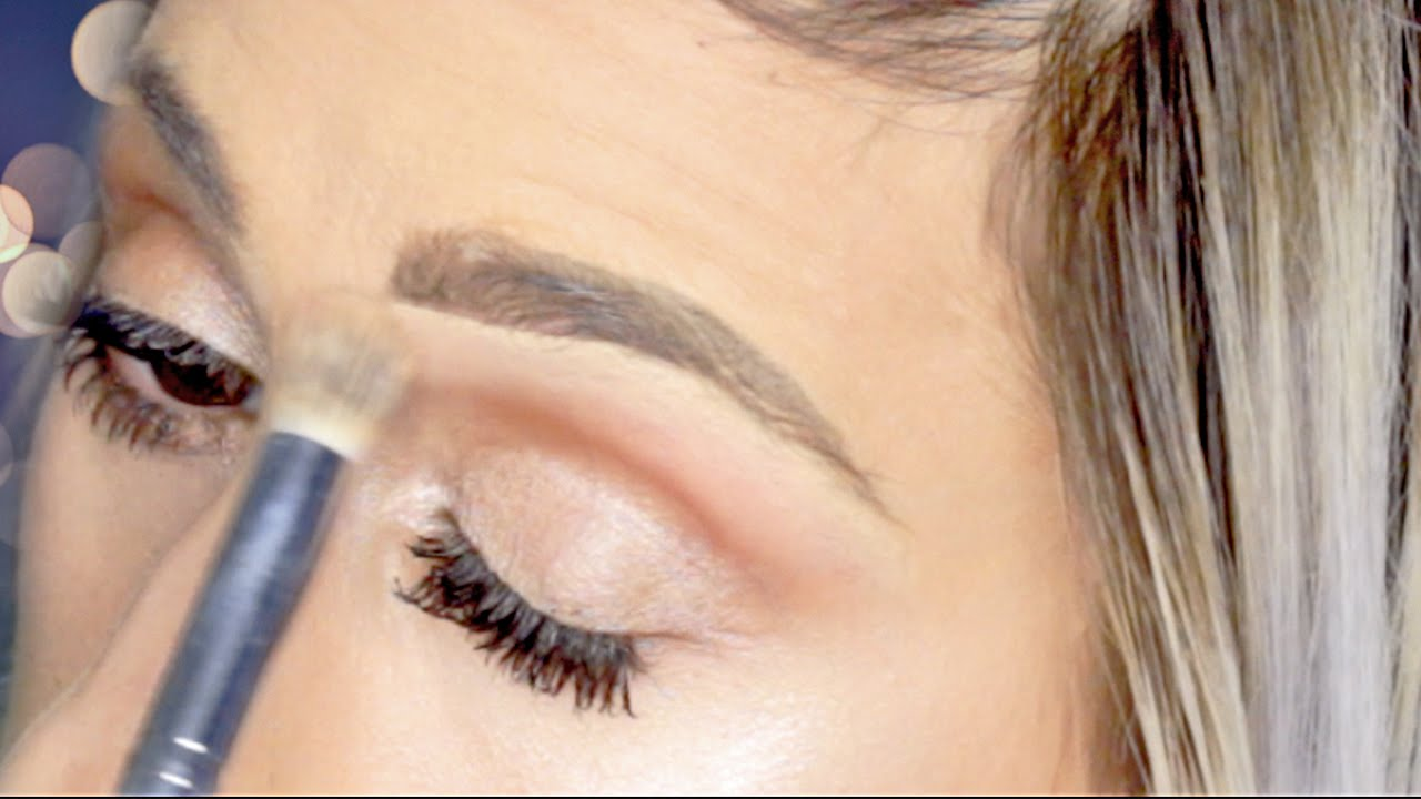 Drugstore Eyebrow Tutorial For Silver Grey Ash Blonde Hair