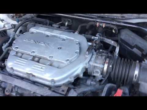 2008 Honda Accord 3.5 V6 engine noise / knock / rattle - NOW FIXED!
