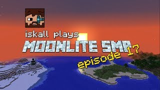 Moonlite SMP - Iskall - EP17 - Gold Farm? (part2)