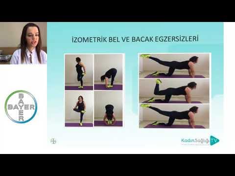Endometriozis ve Egzersiz - Dr. Pınar Yalçın Bahat