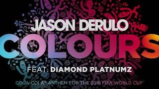 """Colours"" by Jason Derulo featuring Diamond Platnumz 1"