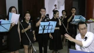 Nữ Vương Thiên Đàng - Diệu Hiền (feat. HDM Chorus) Sáng tác: Vincente Phạm Duy