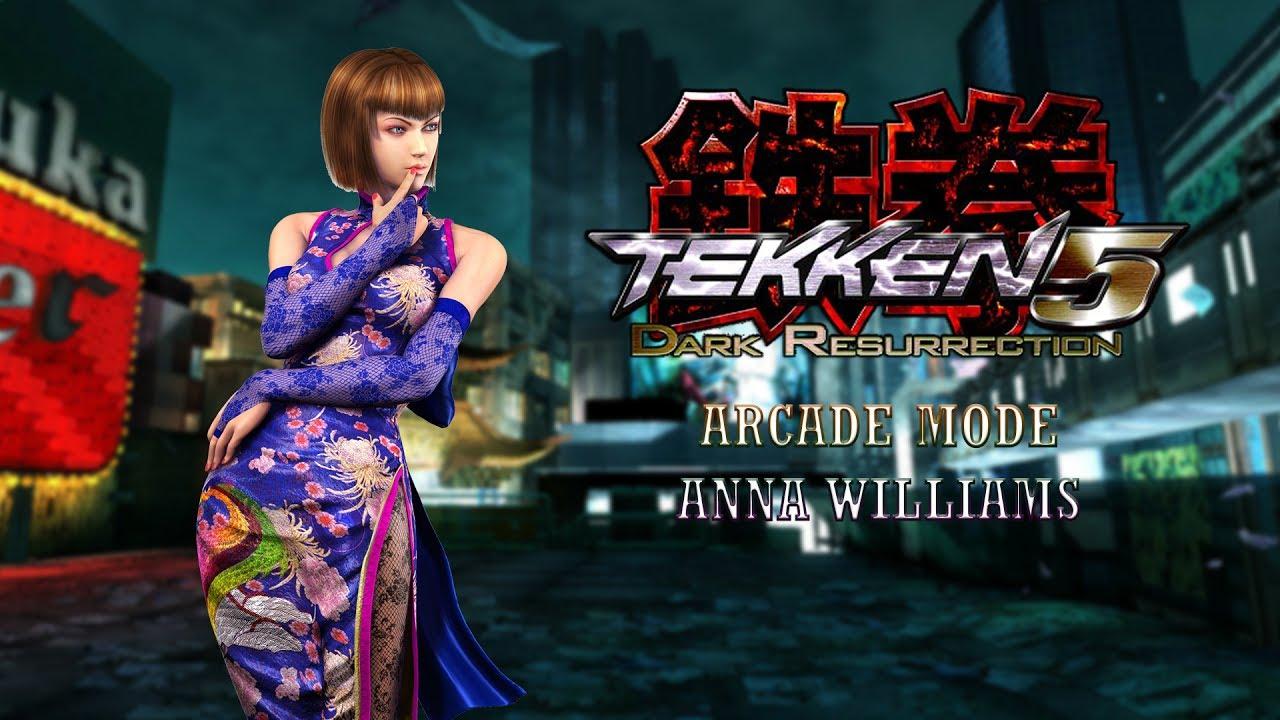 tekken 5 dark resurrection arcade