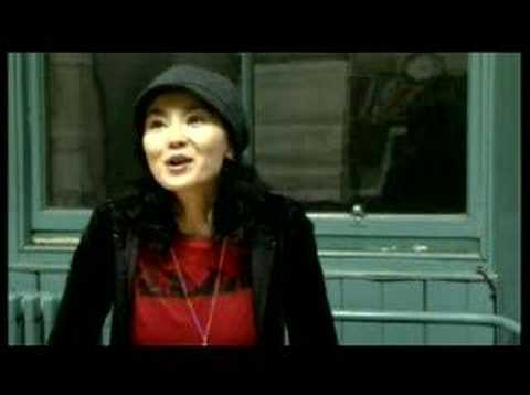 Maggie Cheung Interview at Cinema China 07