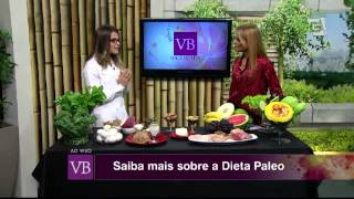 Você Bonita - Dieta Paleo (13/07/2015)