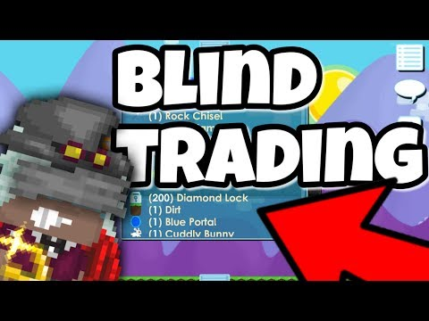 Blind Trading w/ Discord Friends | Growtopia
